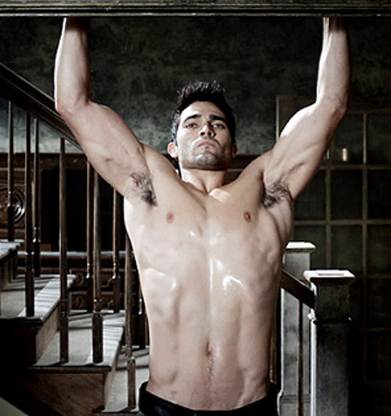 tyler hoeching workout 2