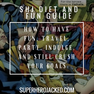Shj guide having fun