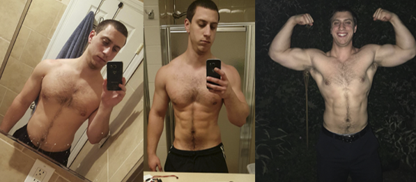 andrew first transformation