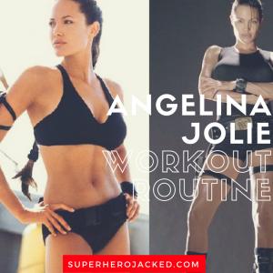 angelina jolie workout 1