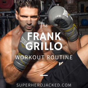 Frank Grillo Workout Routine and Diet: From Warrior and Purge to Supervillain Crossbones