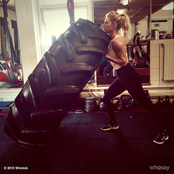 katheryn winnick workout 3