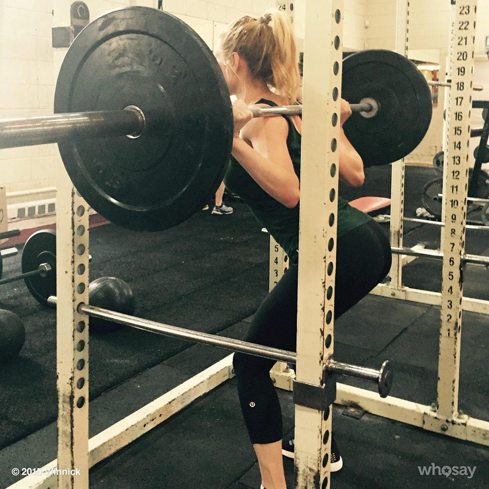 katheryn winnick workout 4