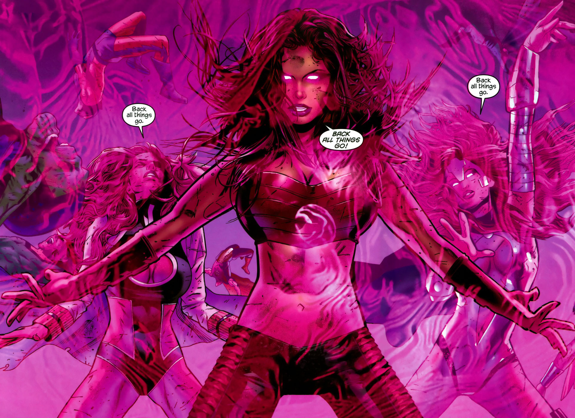 scarlett witch comic