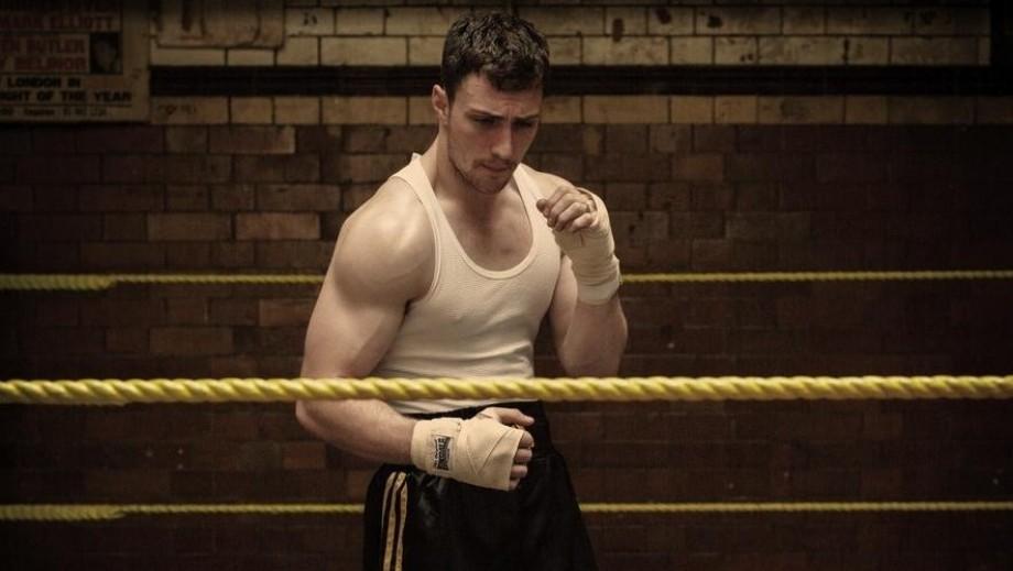 Aaron Taylor Johnson Workout 2