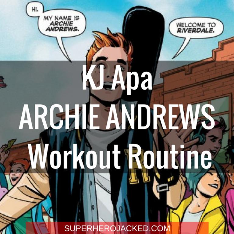 KJ Apas Ab Workout: Apas Favorite Ab Routine   Superhero