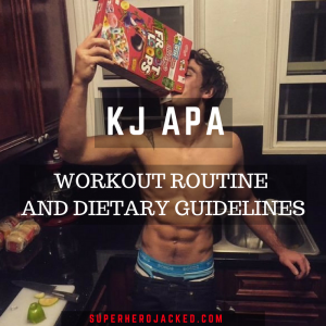 KJ Apa Workout Routine and Diet Plan: How he got ripped to play Archie in Riverdale