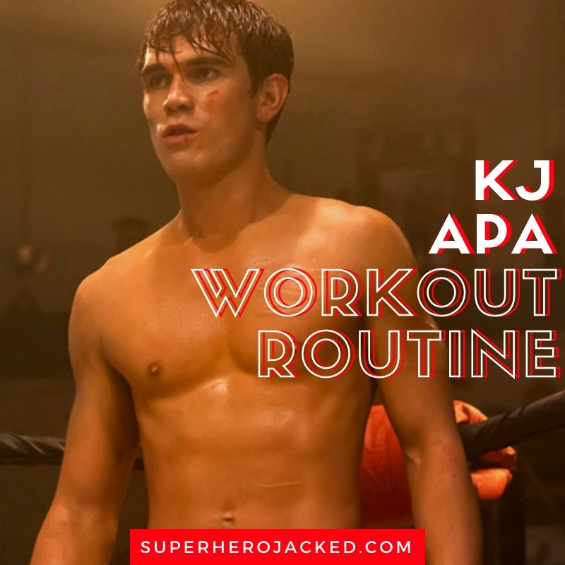 KJ Apa Workout Routine