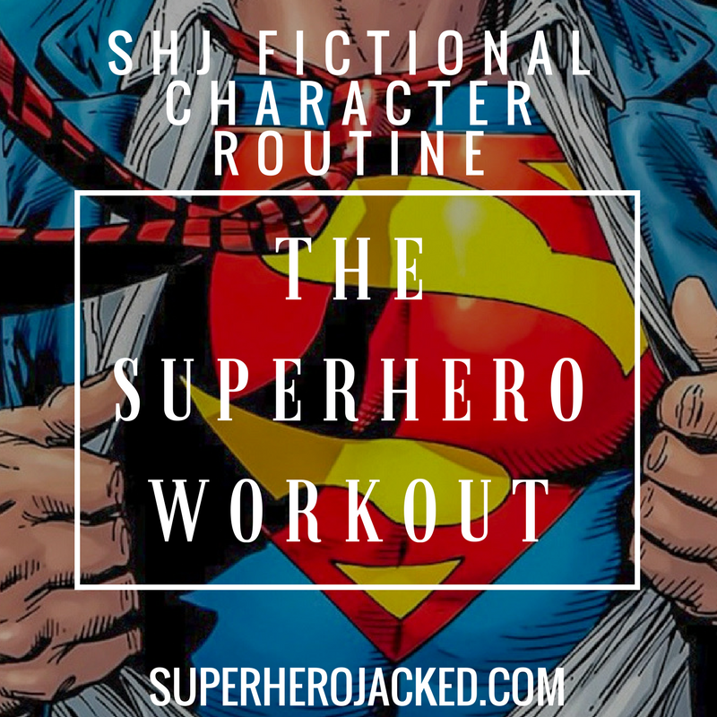 The Superhero Workout