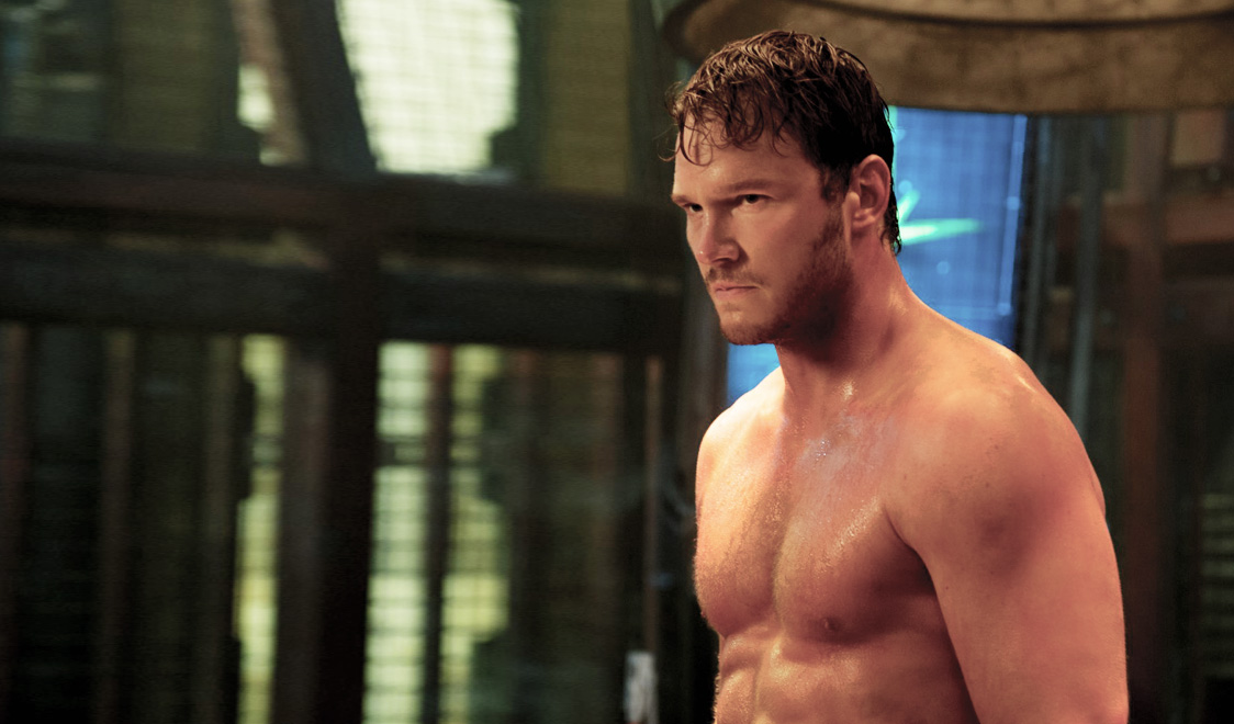chris pratt superhero workout