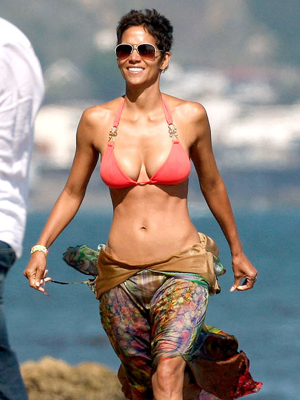 Halle Berry Workout Routine 1