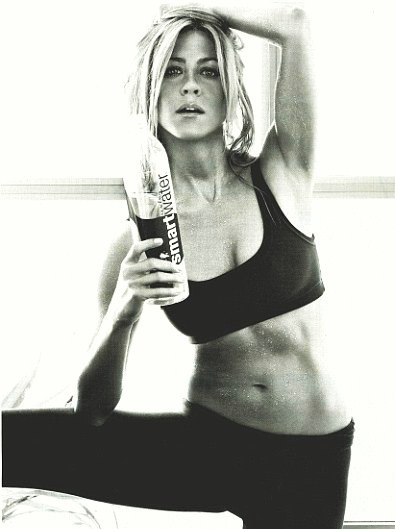jennifer aniston body and workout
