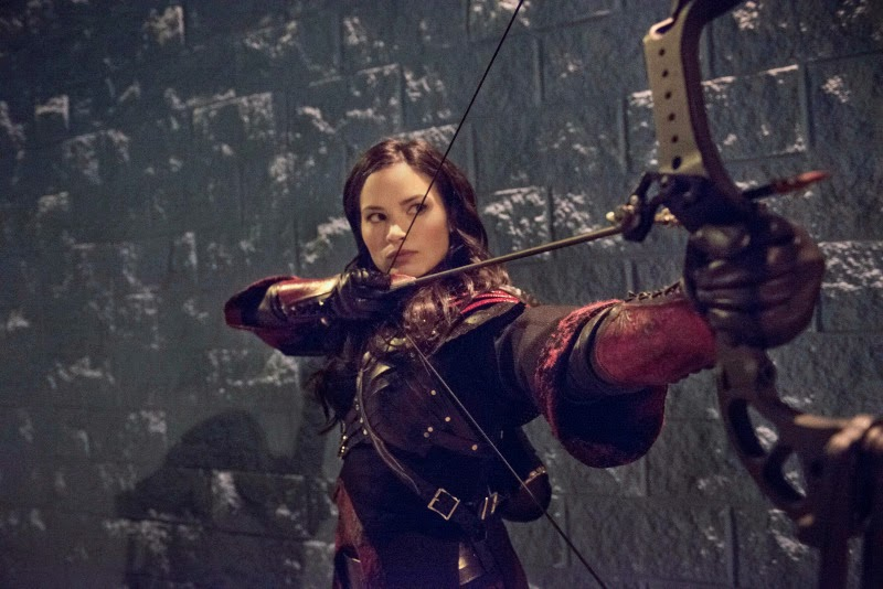 katrina law bow and arrow