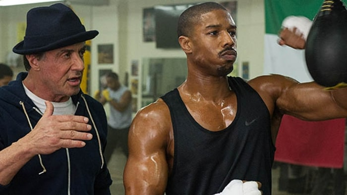 michael b jordan creed