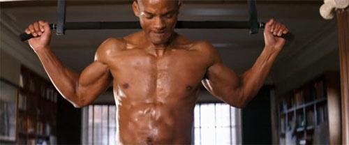 Will Smith Workout Rou...