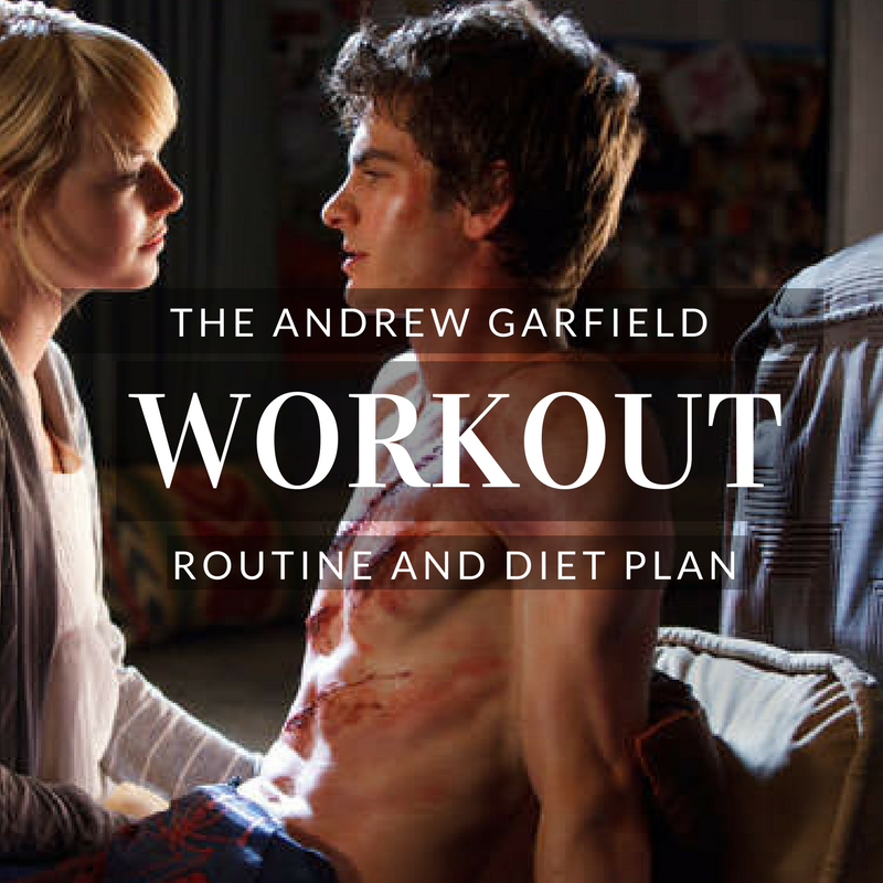 Andrew Garfield Workout