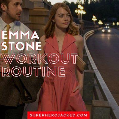 Emma Stone Workout