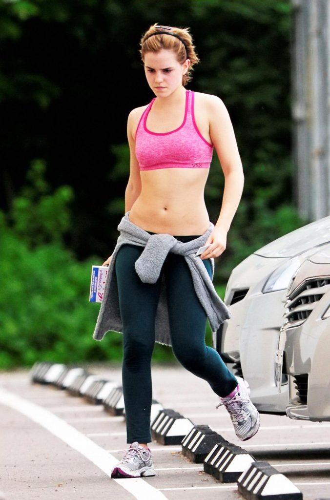 Emma Watson Workout Routine 2