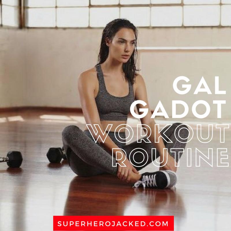 Gal Gadot Workout Routine