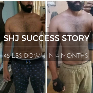 SHJ Army Transformation: Guri Drops 44 Pounds in 4 Months!