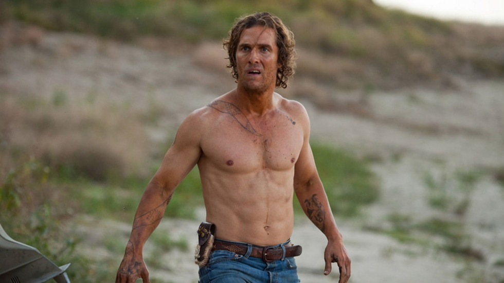 Matthew McConaughey Workout 1