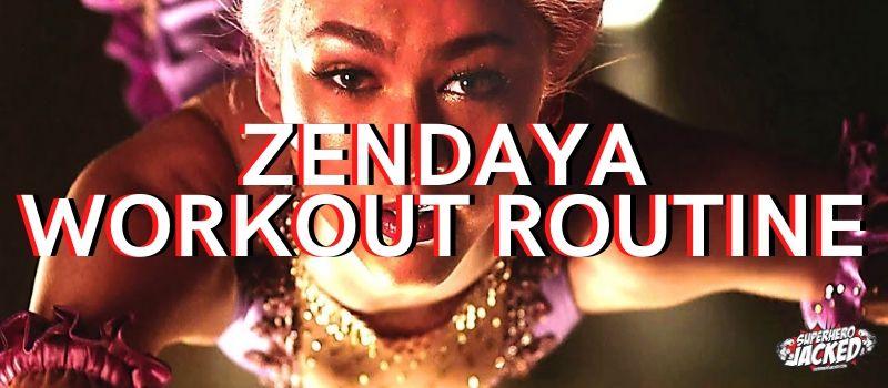 Zendaya Workout