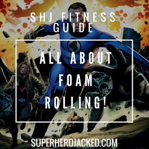 All About Foam Rolling