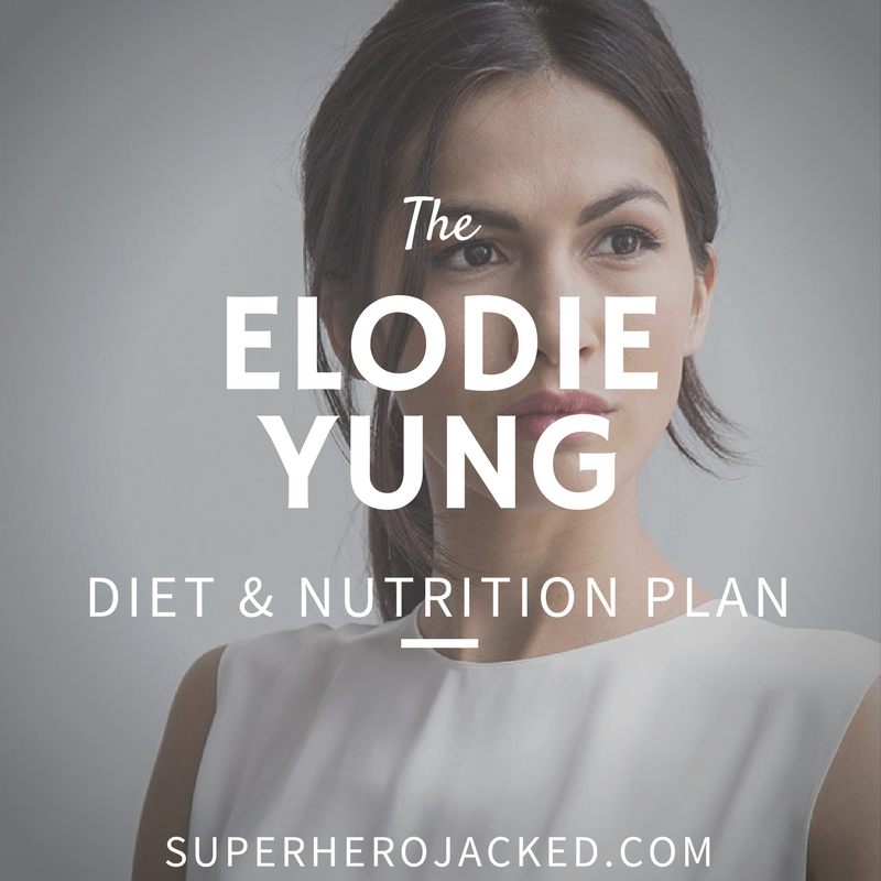 Elodie Yung Diet and Nutrition