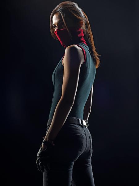 Elodie Yung Workout 1