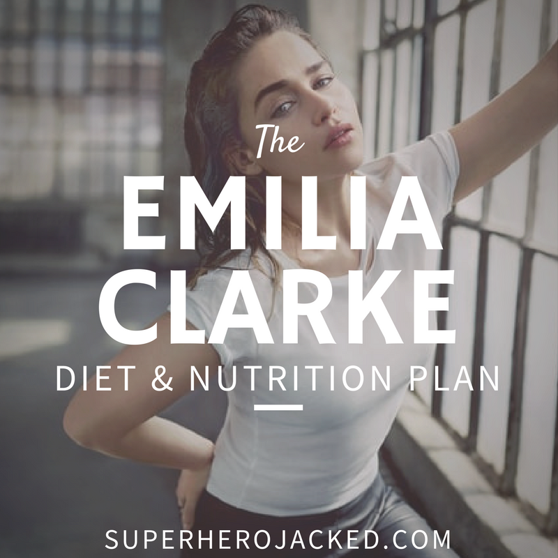 Emilia Clarke Diet and Nutrition