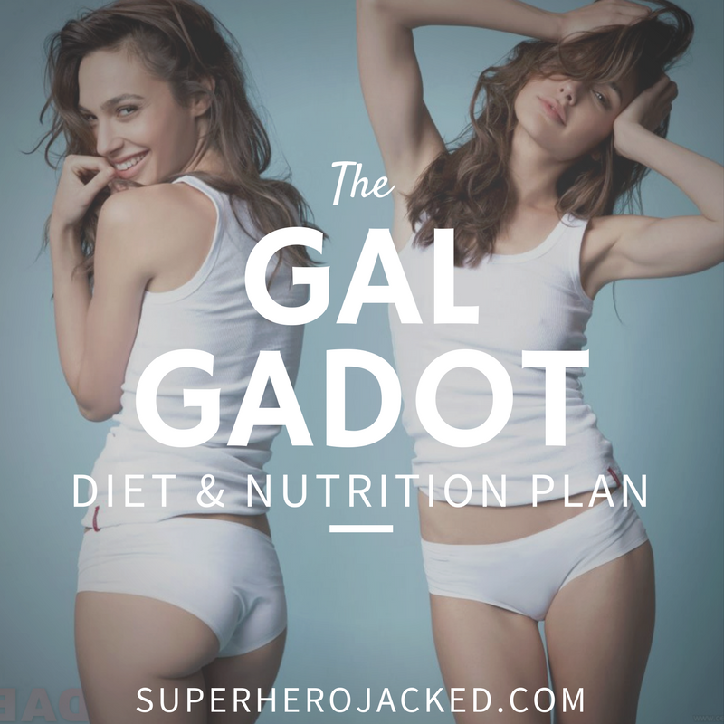 Gal Gadot Diet and Nutrition
