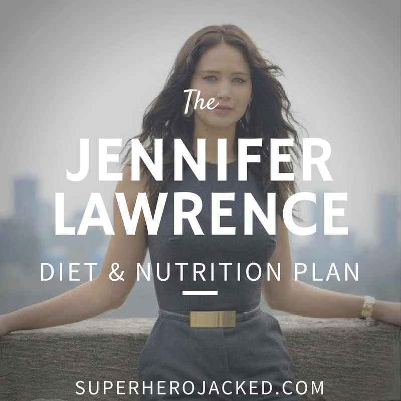 Jennifer Lawrence Diet and Nutrition