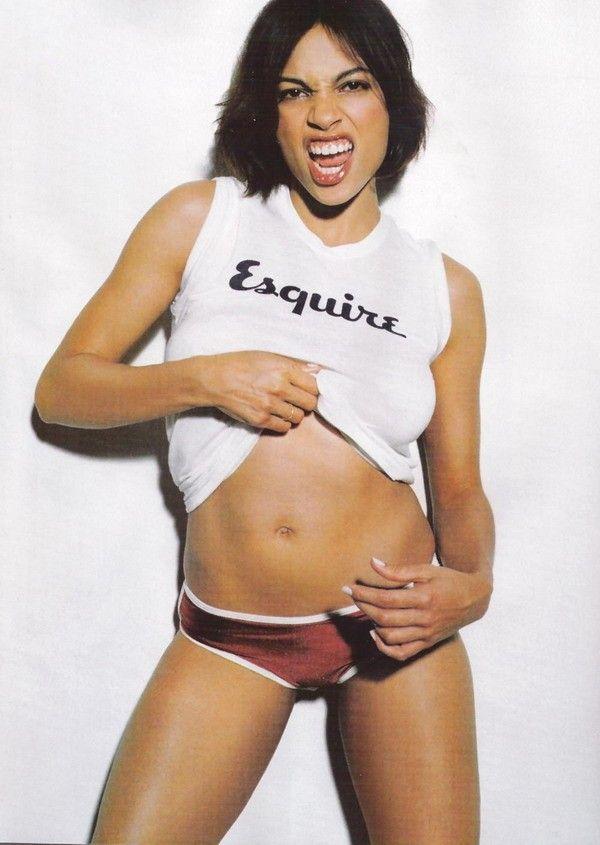 Rosario Dawson Workout 1