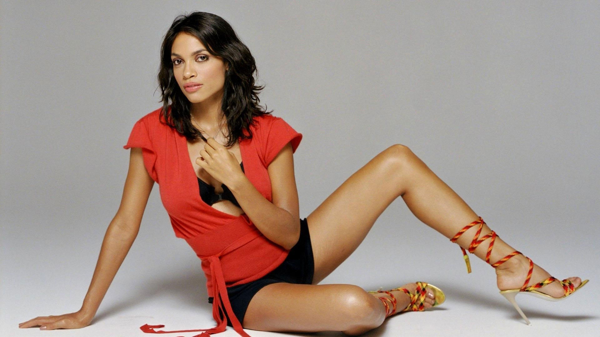 Rosario Dawson Workout 3