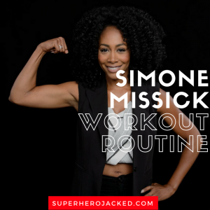 Simone Missick Workout Routine and Diet Plan: Training to become Misty Knight!