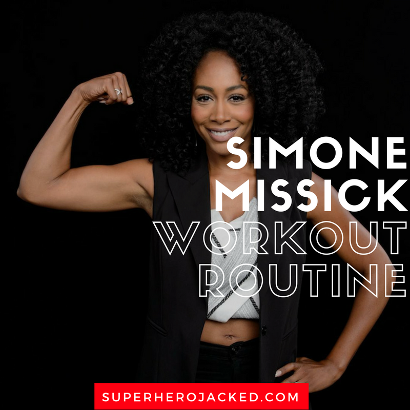 Simone Missick Workout Routine