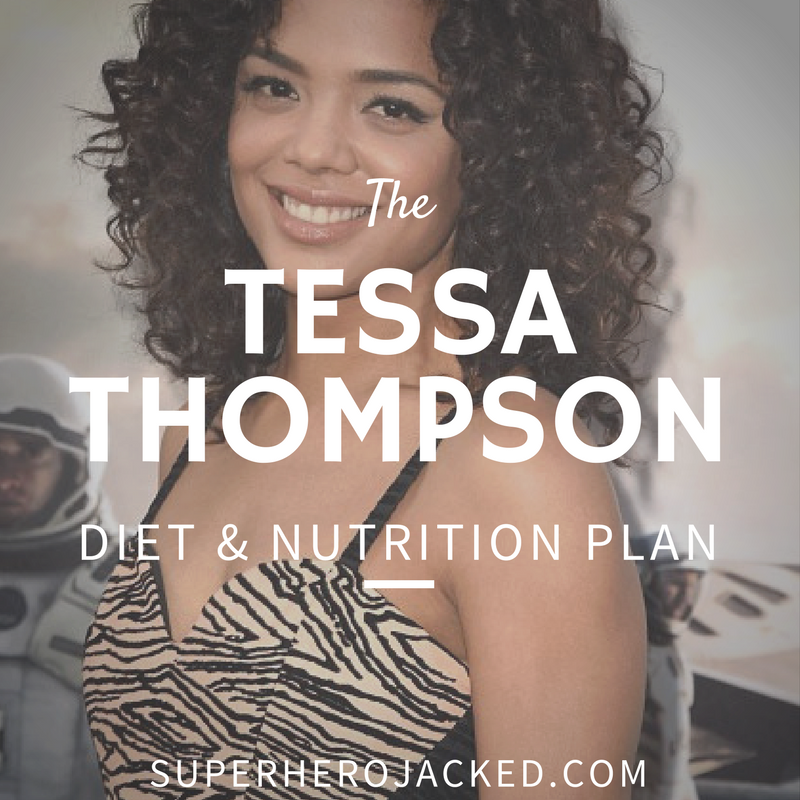 Tessa Thompson Diet and Nutrition
