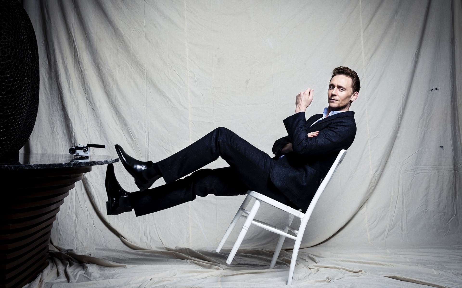 Tom Hiddleston Workout 3