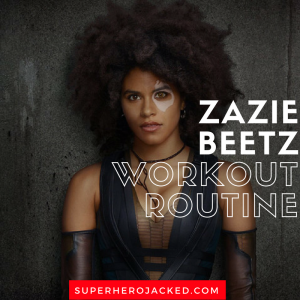 Zazie Beetz Workout Routine and Diet Plan: How she's becoming Deadpool's Domino!