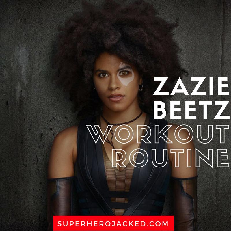 Zazie Beetz Workout Routine