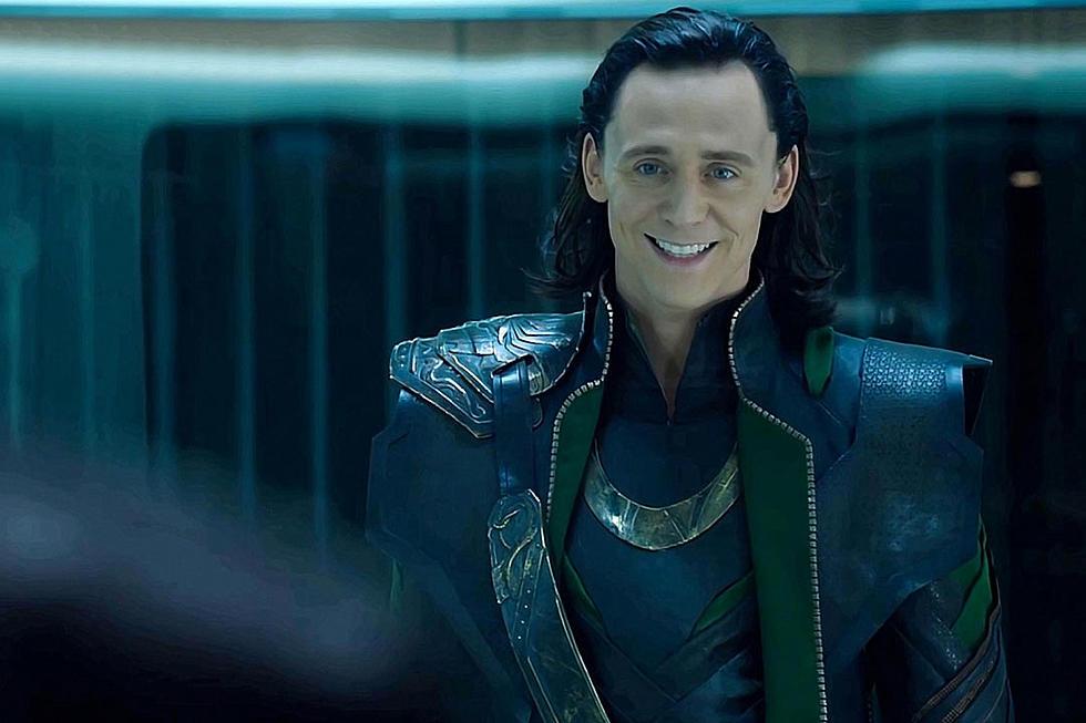 Tom Hiddleston Workout 2