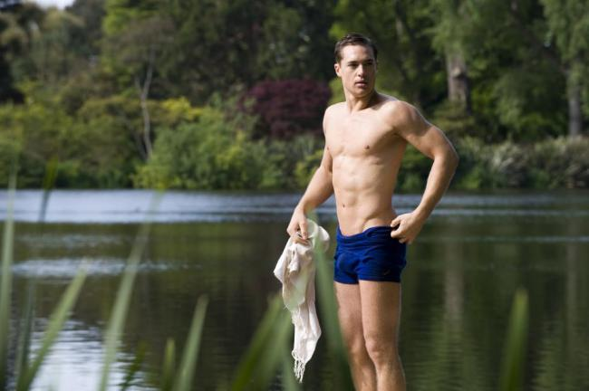 Alexander Dreymon Workout 1
