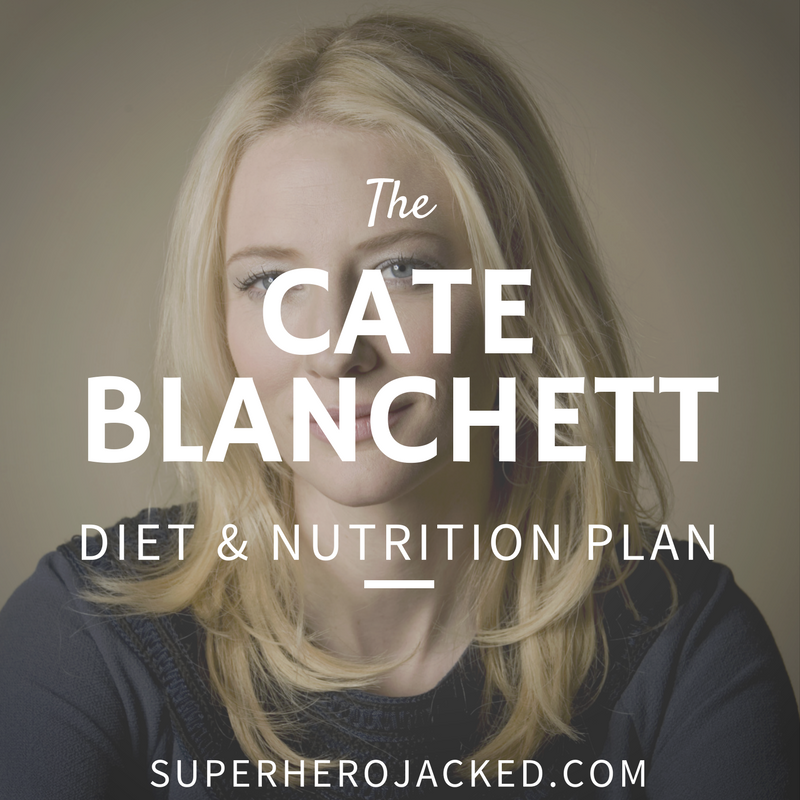 Cate Blanchett Diet and Nutrition