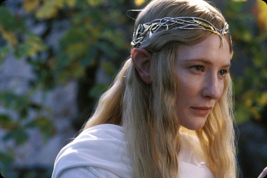 Cate Blanchett Workout 2