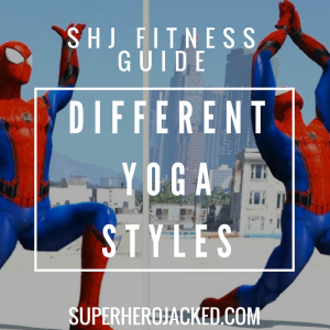 Different Yoga Styles: An Overview to SuperHuman Yoga Training
