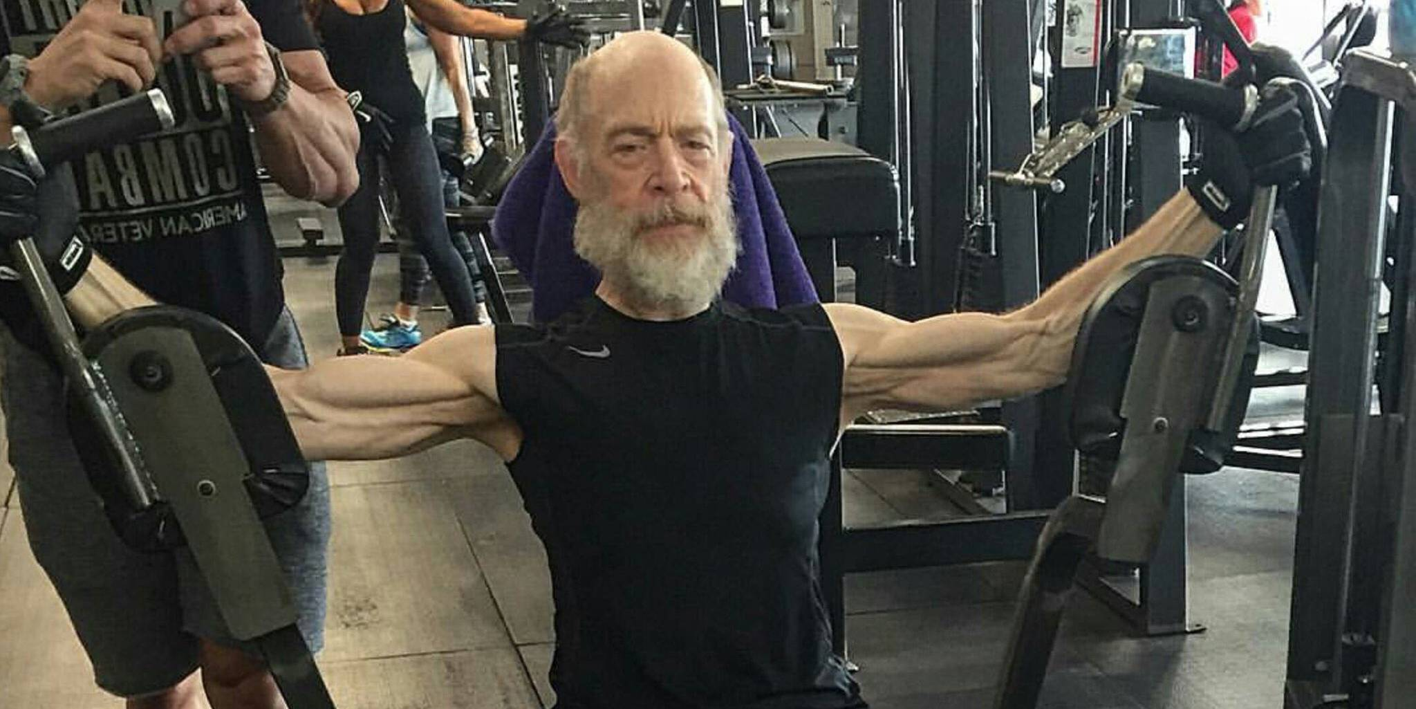 JK Simmons Workout and Diet: How he got Insanely Ripped ...