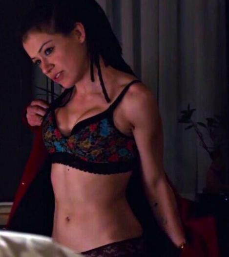 Tatiana Maslany Workout