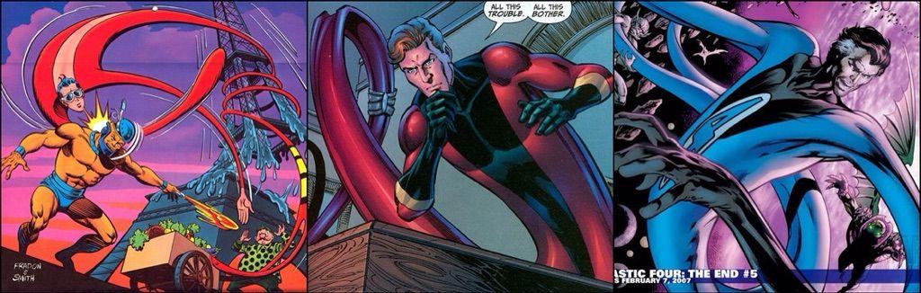 Superhero Flexibility