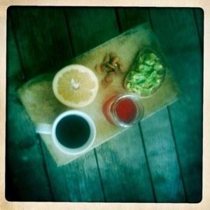 Tessa Thompson Breakfast