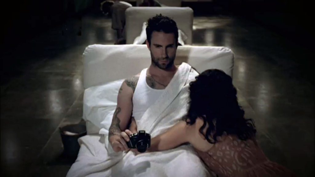 Adam Levine Workout 1